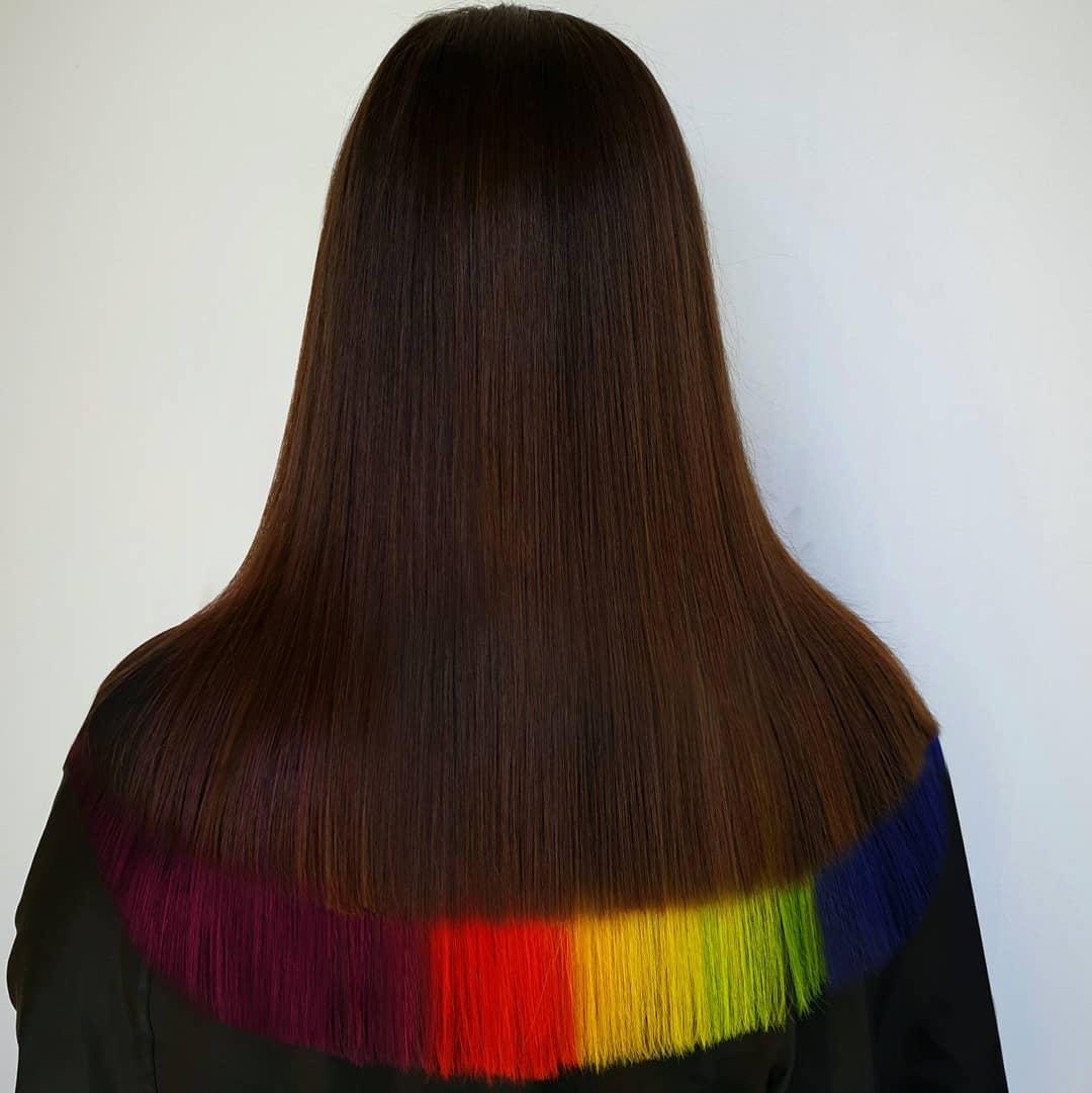 צבעים לשיער לבון