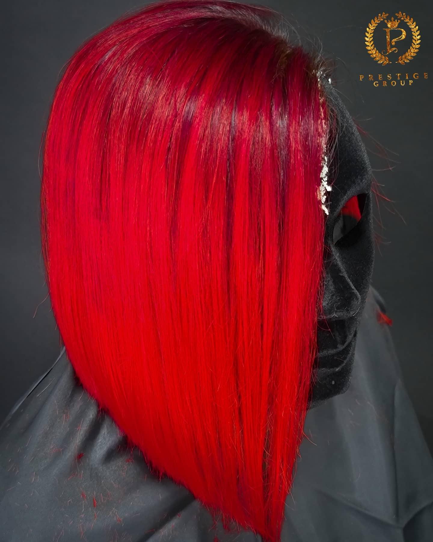 RED HAIR HAIFA