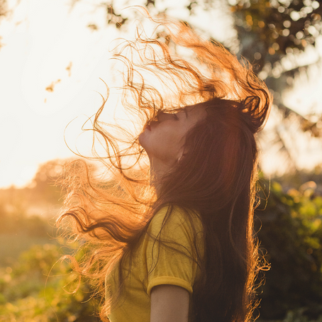 Boundary setting as a divine feminine