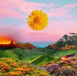 Album art by Jayden Becker