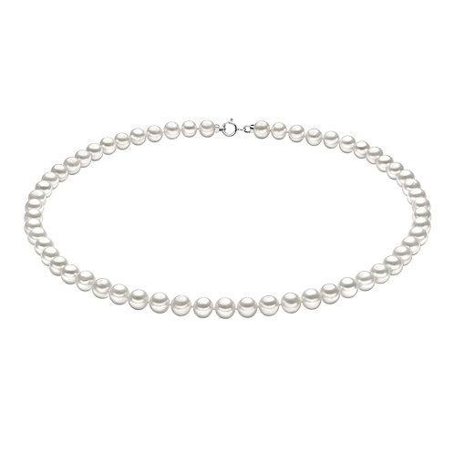 Girocollo filo Perle in Oro