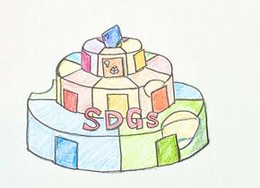 世界初?! 9/25 環境にやさしい素材でつくったSDGsケーキ公開