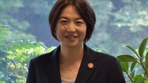 「いわチャン」(9/30放送)に新田英理子事務局長が登場