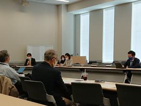 4/1 立憲民主党「SDGsに関するワーキングチーム」の会議に参加