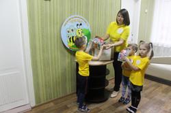Волонтёрская помощь Новогодние подарки д