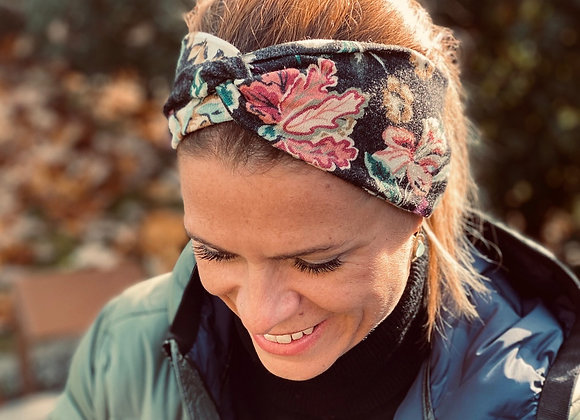 Stirnband genäht Flowers