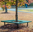 Carrollton-GA-Geometric Bench-Square Geo