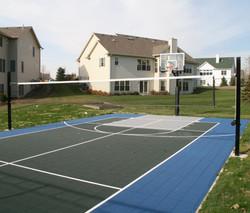 Multicourt Nets