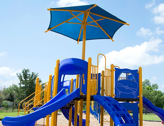 Hexagon Shade Playground