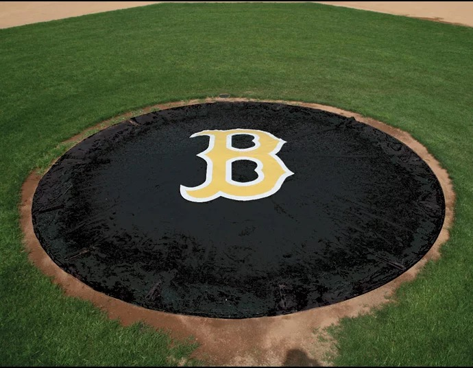 Baseball Mound Cover