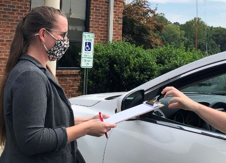 Credit Union Delivers — and Keeps — Curbside Service