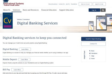 Educational Systems FCU Completes Timely Finastra Digital Overhaul