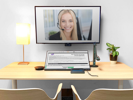 The New Role of Video in Banking