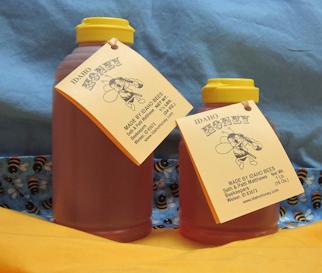 1.5 lb Raw Honey