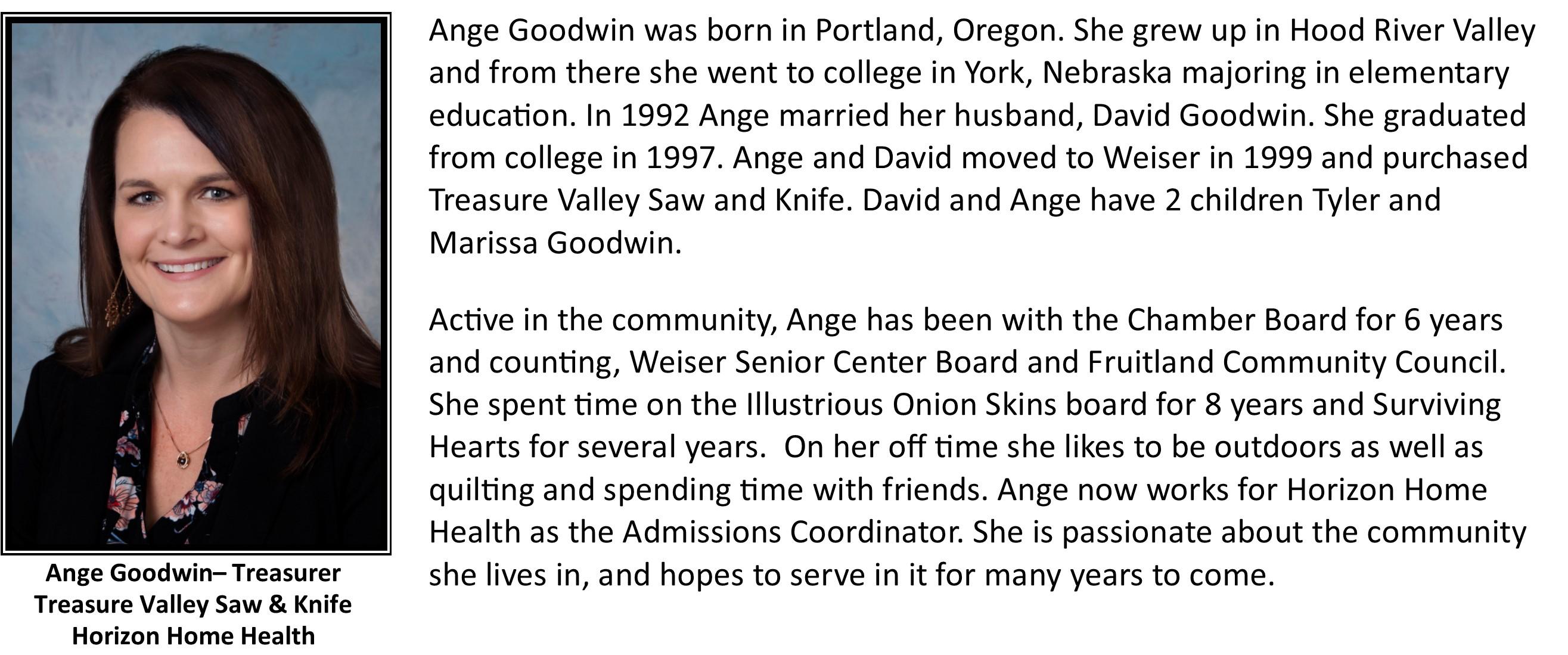 Ange Goodwin