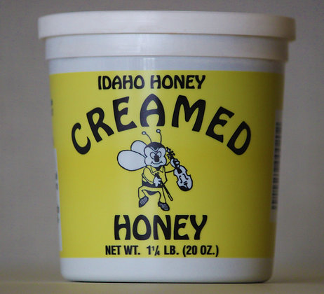 Creamed Honey 24 oz