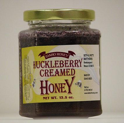 Creamed Honey Huckleberry