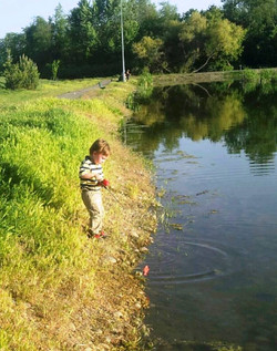 Weiser Pond
