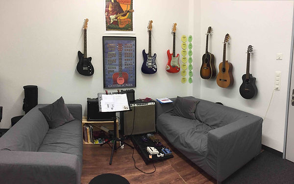 gitarrenunterricht zürich regensdorf john lyons