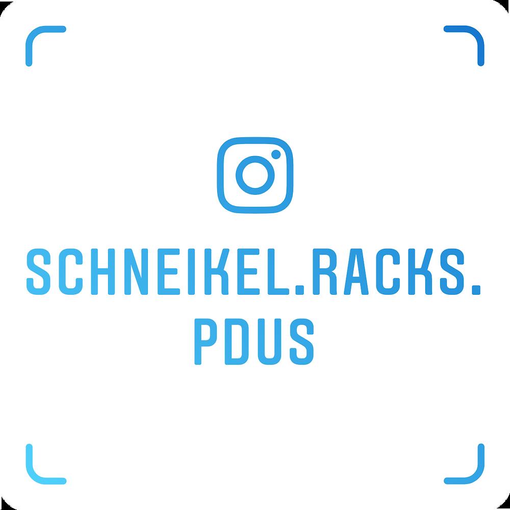 Schneikel Racks und PDUs auf Instagram