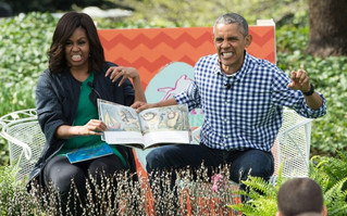 八年來歐巴馬每天睡不到5小時,但一定要看書