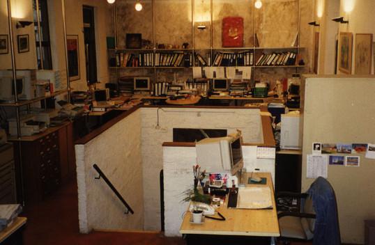 Old Fringe Office