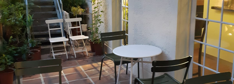 Colette Balcony