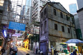 【被遺忘的評級?】香港開埠僅存第一代唐樓 市建局擬僅保留外牆