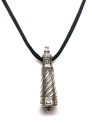 Sterling Silver Lighthouse Bell