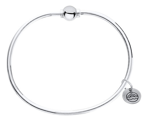 The Classic Cape Cod Bracelet with Sterling Silver Ball