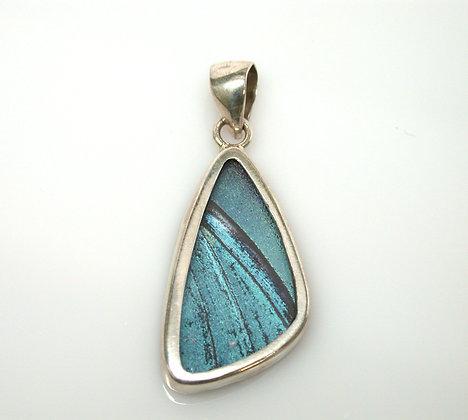 Small Light Blue pendant