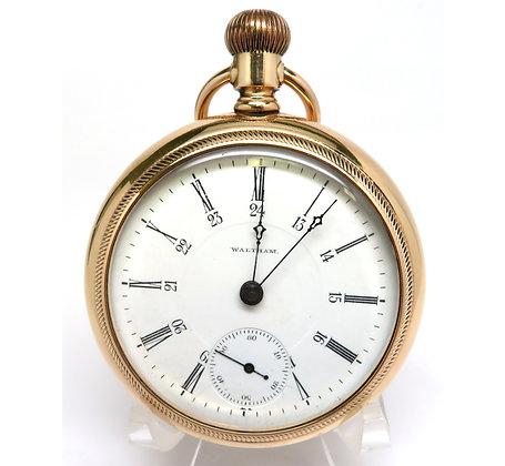 American Waltham Watch Co Pocket Watch, 1883