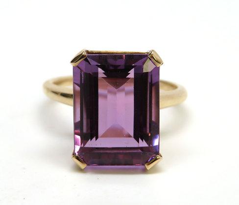 14K 10.50 carat Amethyst