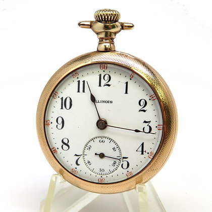 Illinois Pocket Watch, 1914