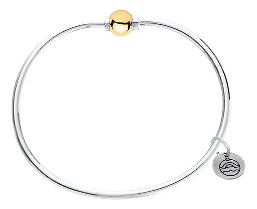 The Classic Cape Cod Bracelet with 14kt yellow Ball