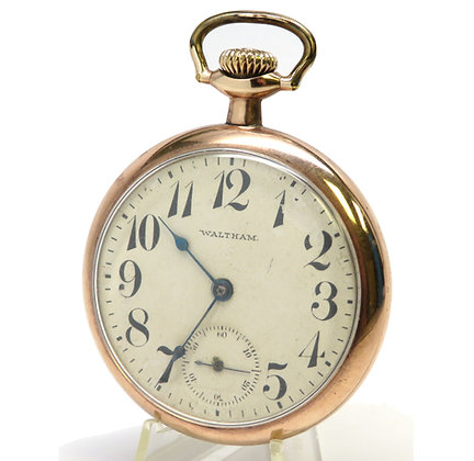 Waltham American Watch Co. Pocket Watch, 1907