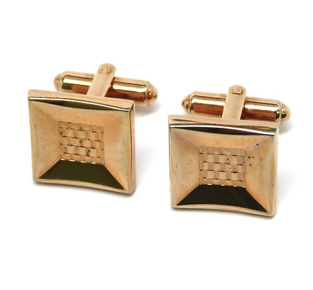 Gold Filled Hickok Cuff Links