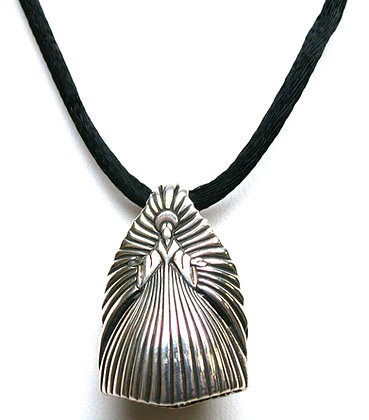 Sterling Silver Angel Feather