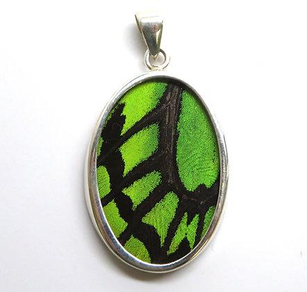 Large Green Pendant
