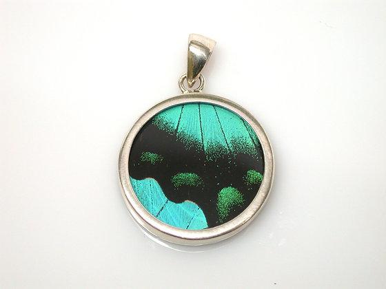 Medium Teal pendant