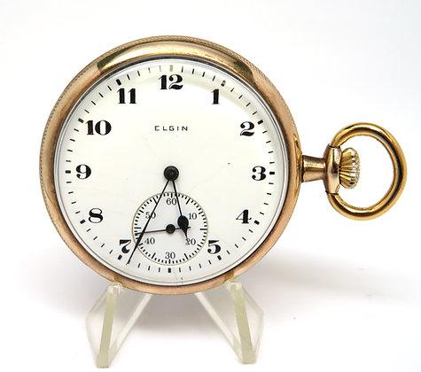 Elign Pocket Watch, 1918