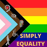 Simply Equality Logo_ Pride Progress Fla