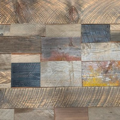 Reclaimed Creative Mix Wall Paneling