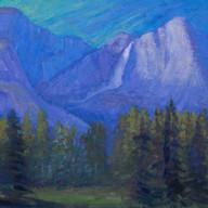 Late Afternoon at Yosemite