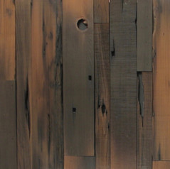Reclaimed Old Growth Redwood from RR Ties