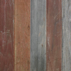 Weathered Redwood Fence Boards 1x4