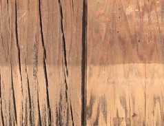 Reclaimed Redwood Water Tank Facings
