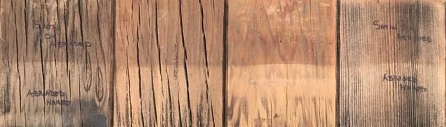 Redwood Watertank Staves