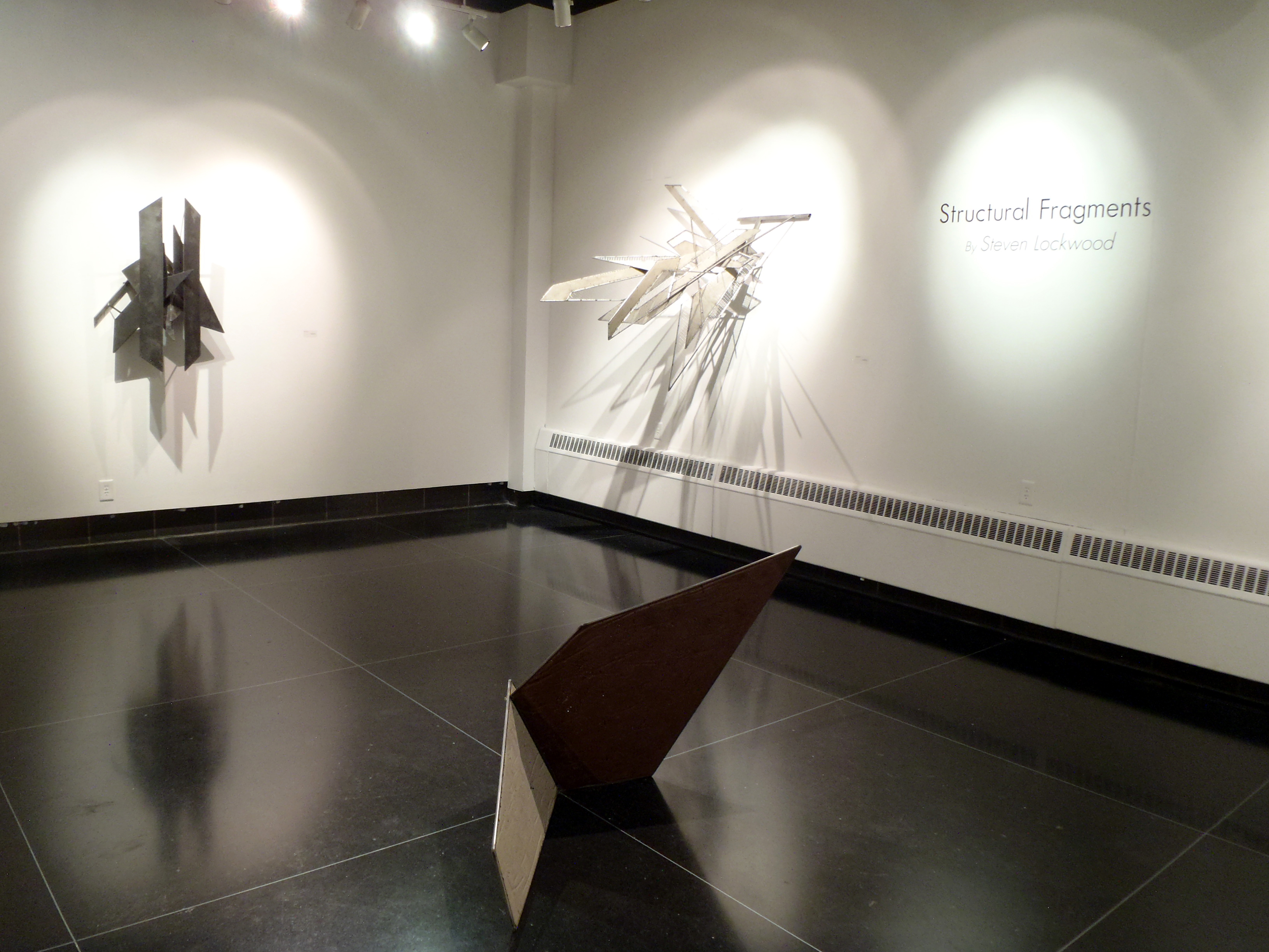 Structural Fragments, MFA show