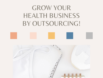 Five Jobs you Need to Outsource as a Busy Health Business